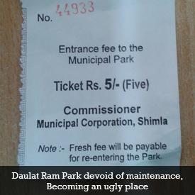 dolat-ram-park-ridge-shimla