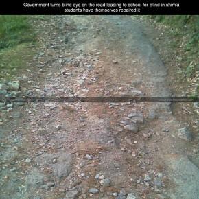 road-to-blind-school-dhali