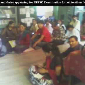 HPPSC-Examination-himachal-kandaghat