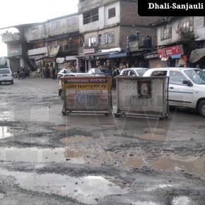 dhali-road