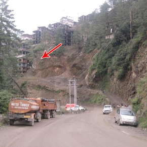 dhali-shimla-bypass