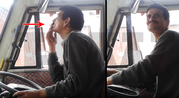 driver-smoking-in-bus-shimla