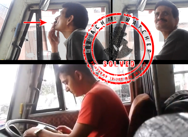 shimla-private-bus-drivers-complaint-solved