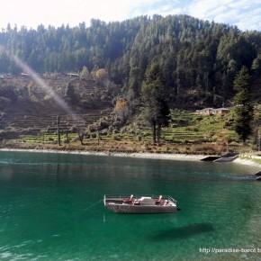 Reservoir at Barot