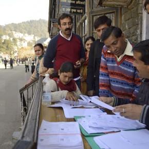 MC-shimla-polling-booth
