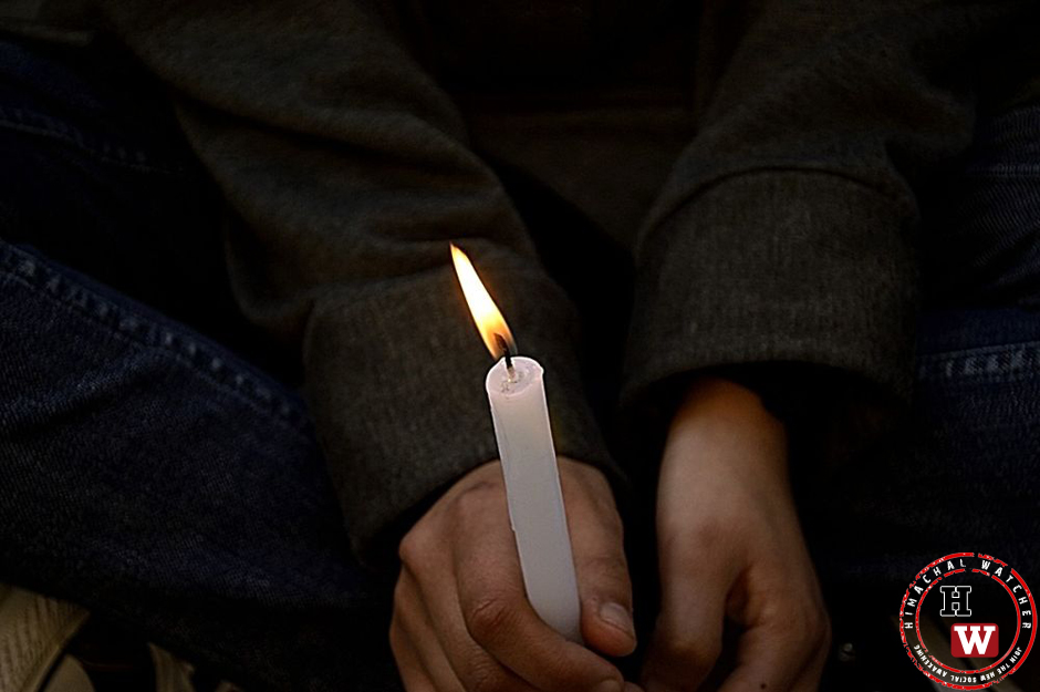 candle-march-protest-shimla