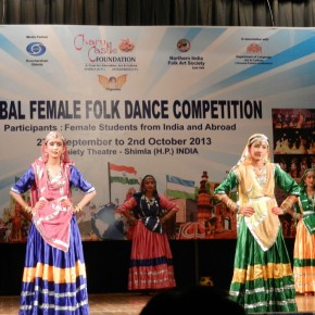 Global-Female-Folk-Dance-competition