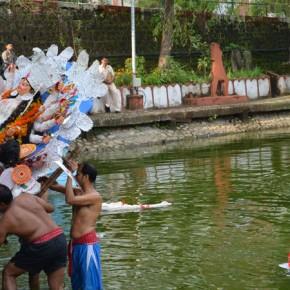 Goddess Durga Visarjan