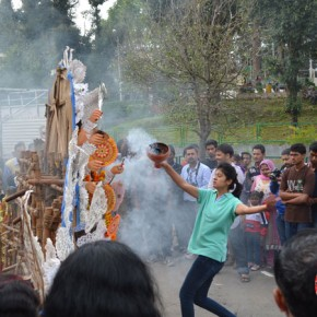 Navratri Durga Pooja