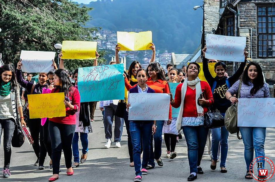 shimla-ridge-protest-2013
