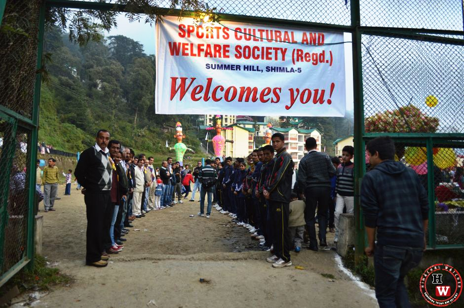 sports, culture and welfare society shimla