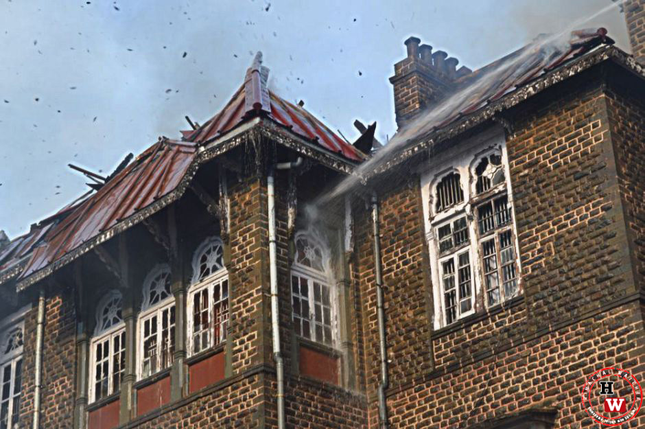 fire disaster in shimla