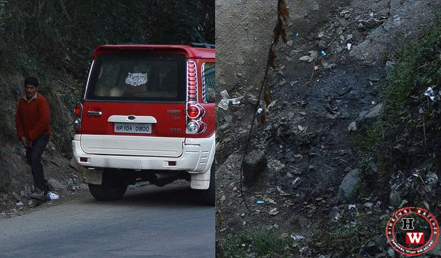 toilet facility in shimla