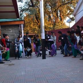 Himachal pradesh university sca cultural event