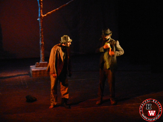 Waiting-for-Godot-staged-at-Gaiety-Theatre-shimla