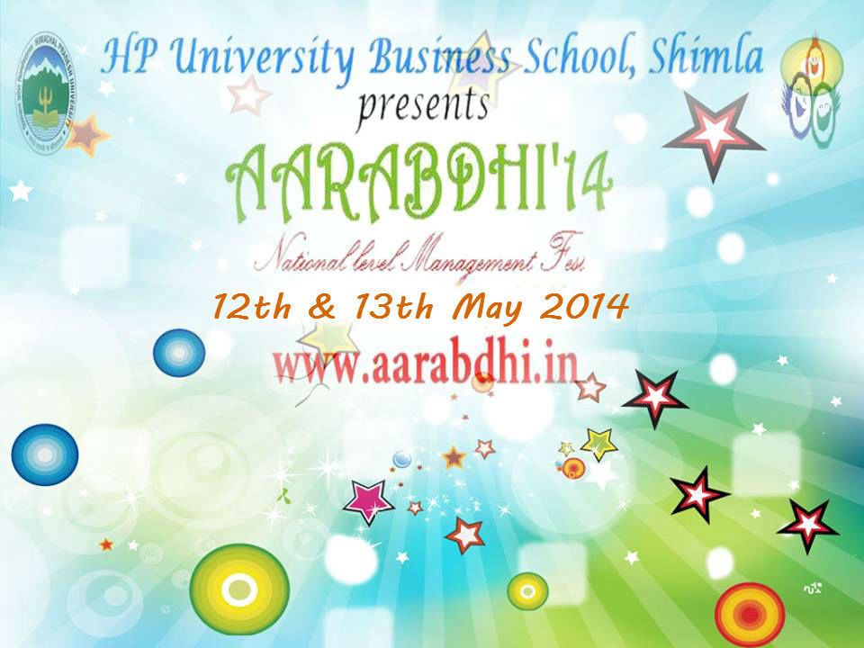 Aarabdhi-14-Management-Festival-in-Shimla-from-May-12-13-2014