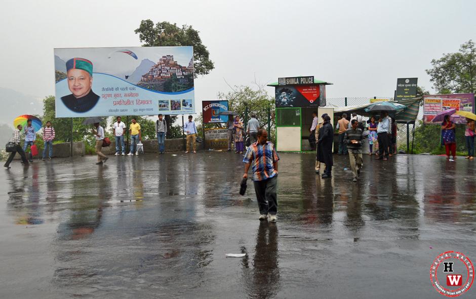 basic public facilites at shimla