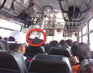 HRTC bans bus conductors on front seat, Rs  500 fine for