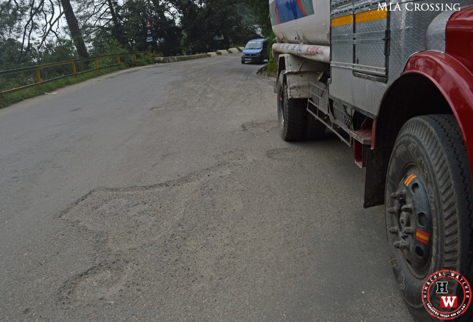 driving in shimla