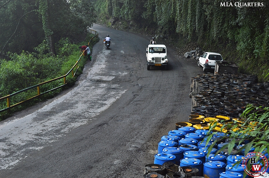 road tarring shimla