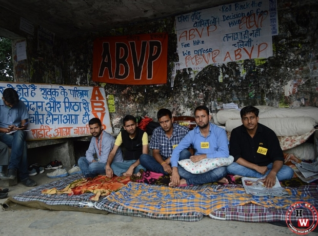 abvp-protest-against-fee-hike