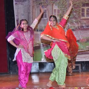bhangra performance