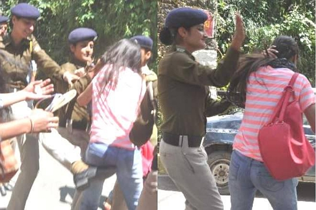 hpu girl students assault