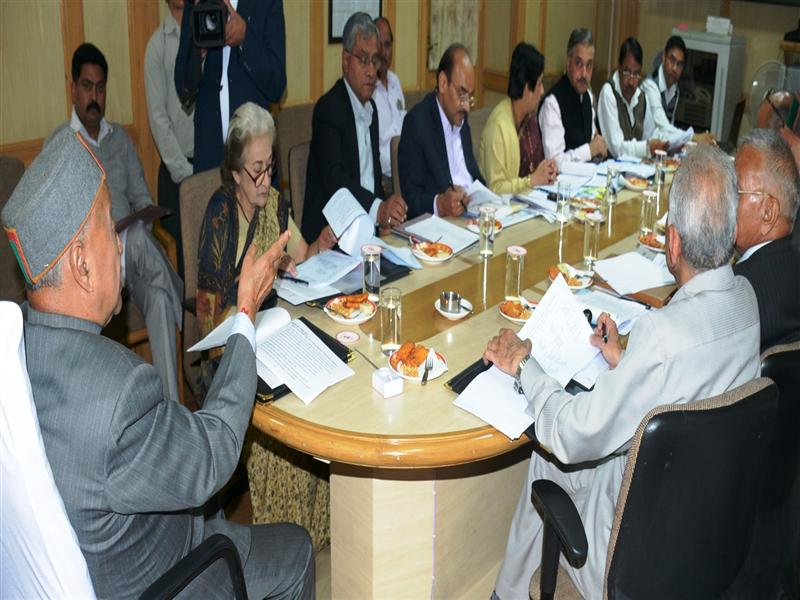 CM directs for physical audit of water harvesting structures