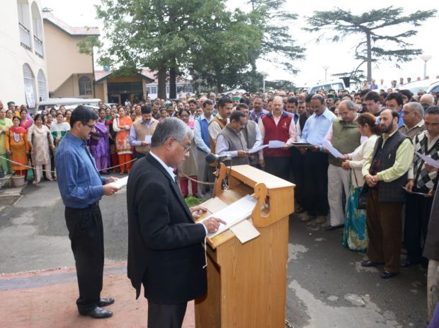 Cleanliness campaign launched by Chief Secretary