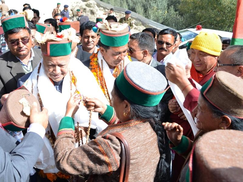 Efforts on to connect maximum tribal villages with roads-CM
