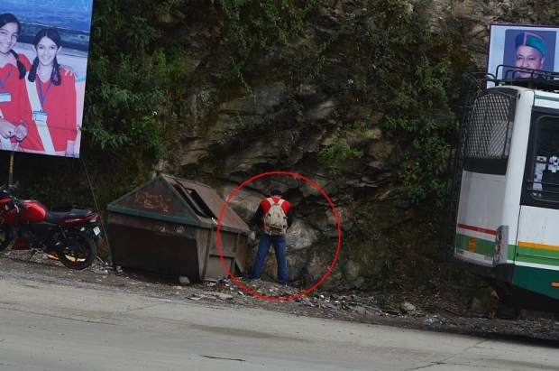 cleaning campaign shimla