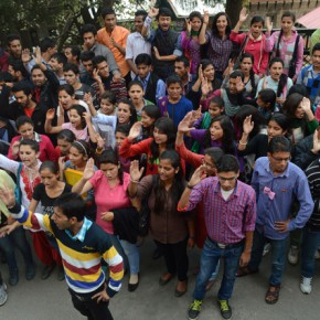 himachal student protest continue
