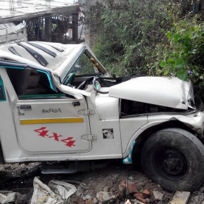 mahindra-pickup-accident-cid-office-shimla