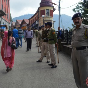 misuse of hp police