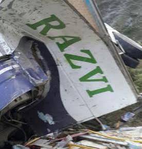Chamba bus accident