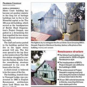 Deepak Project Shimla