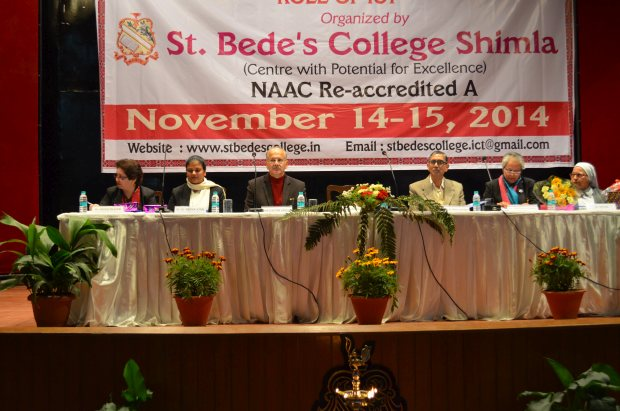 bedes college shimla naac