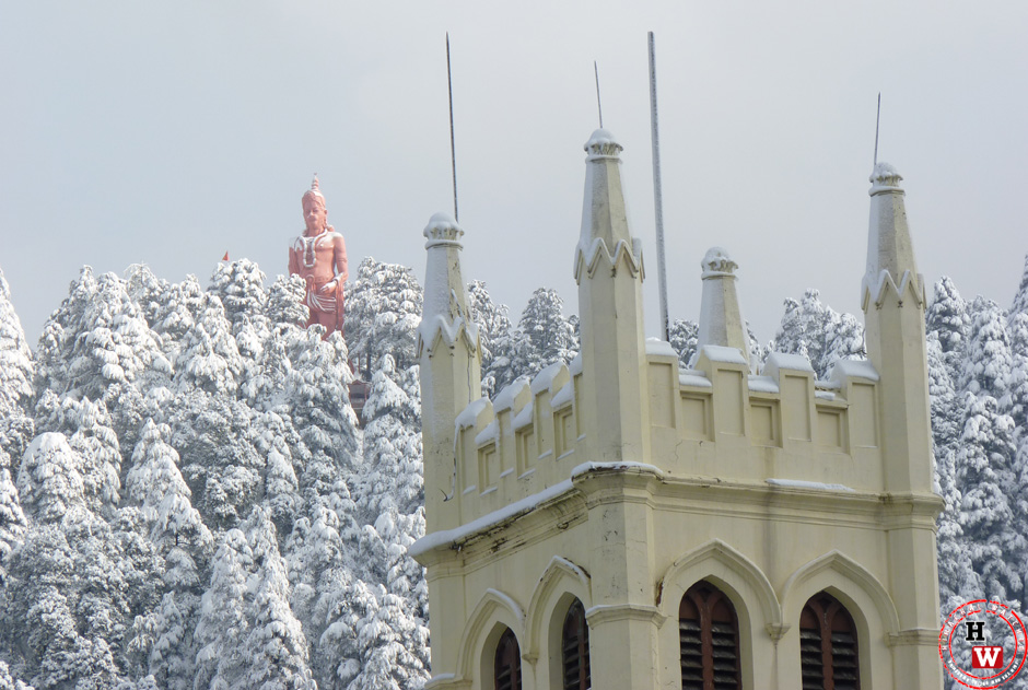 Christ Church shimla now