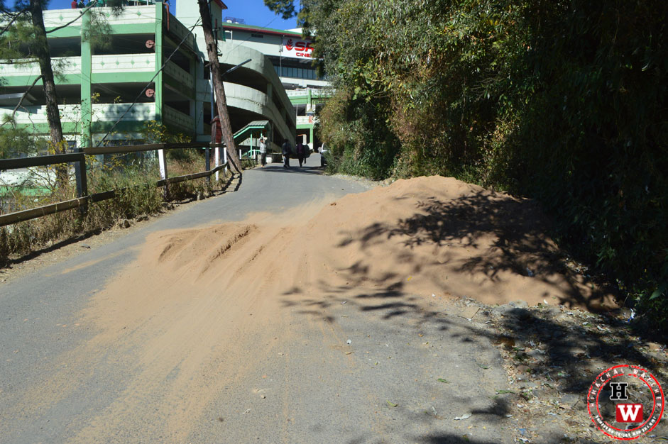 Shimla-unsafe-Roads