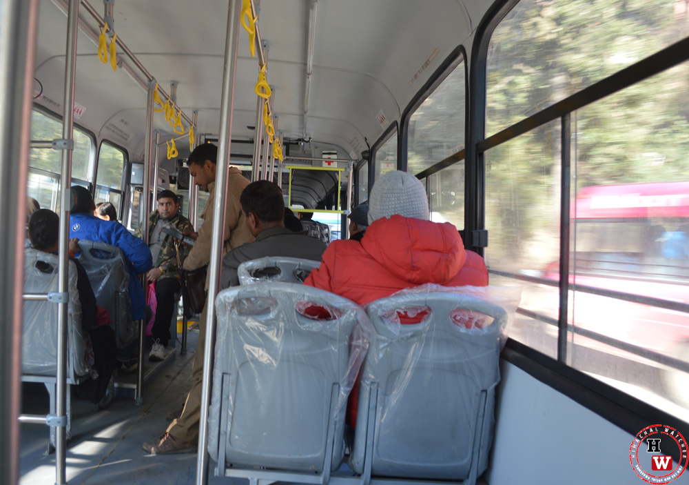 fixed rate shimla bus