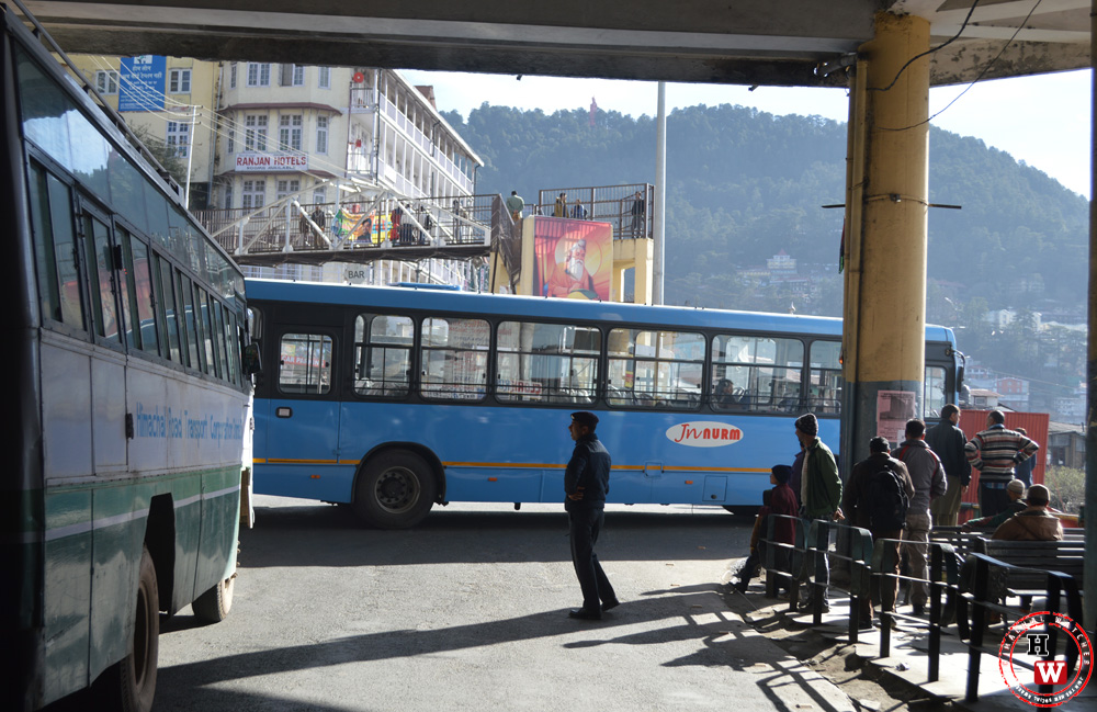 low-floor buses in himachal