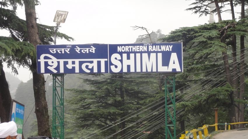 shimla rail budget