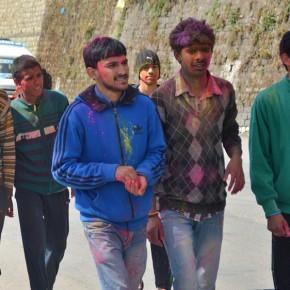 Shimla Holi 2015