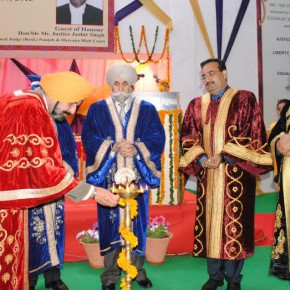 Bahra University Celebrates First Convocation
