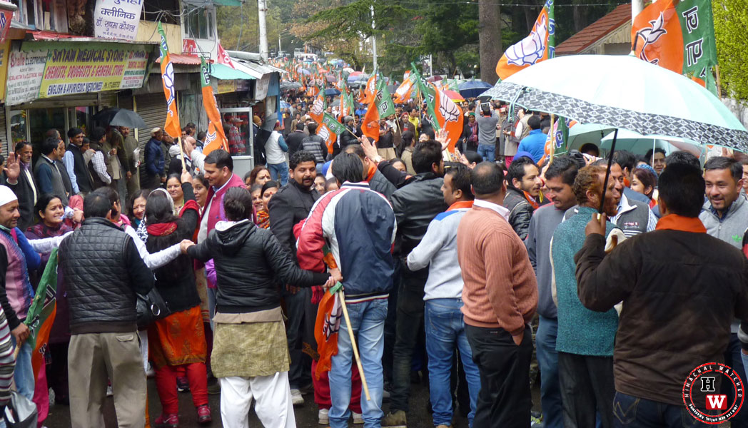 Bjp-Office-Shimla