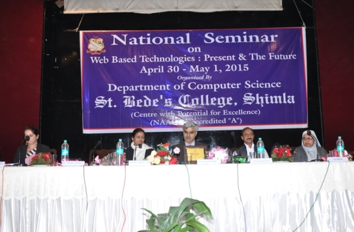 national seminar on web based technologies
