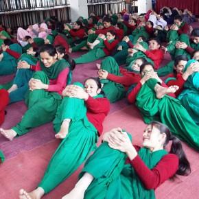 ITI Shimla Yoga Seminar