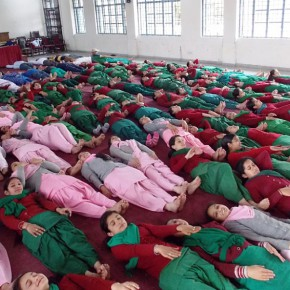 Shimla Girls participate