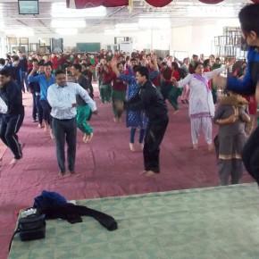 Yoga Seminar Shimla