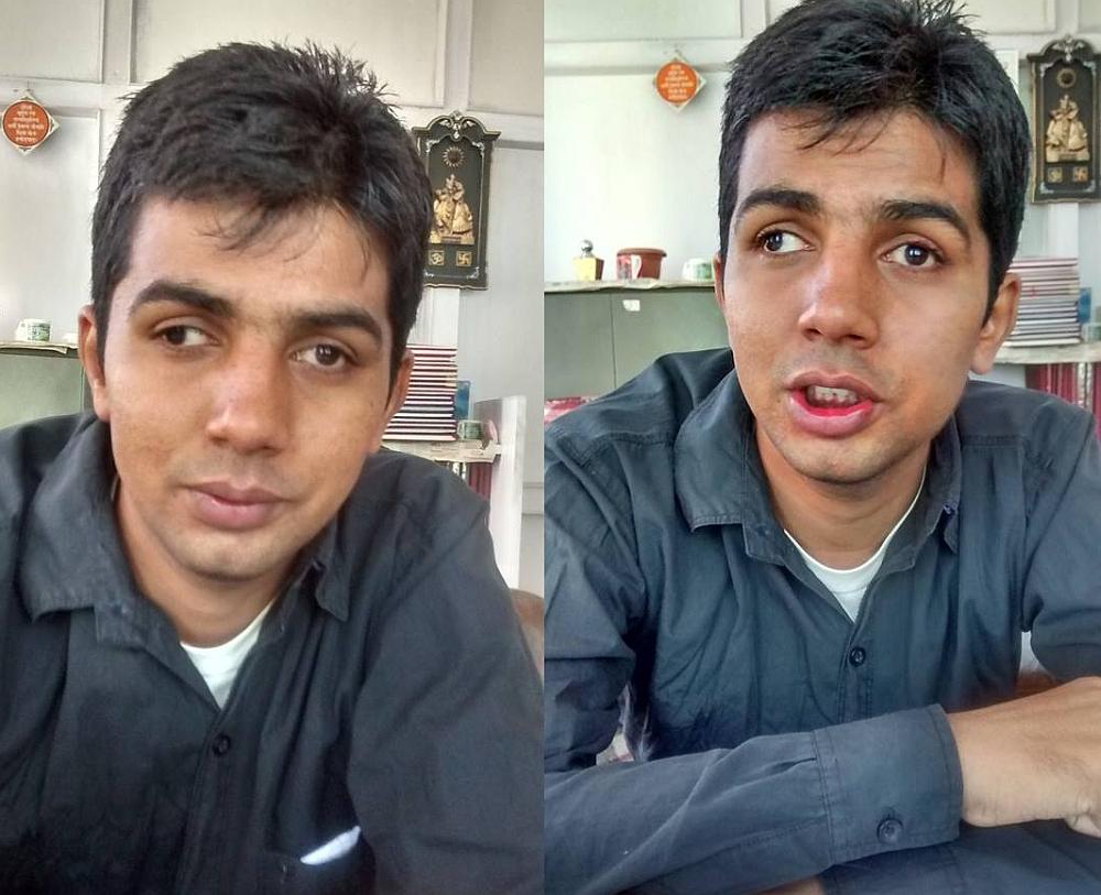 Blind Himachal Student qaulifies UGC NET
